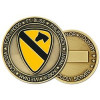 22307 - 1st Cavalary Division Challenge Coin