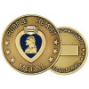 22326 - Purple Heart Challenge Coin