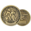 22333 - Seal Team Challenge Coin