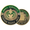 22339 - United States Army Drill Sergeant Challence Coin