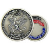 22343 - 2nd Ranger Battalion Challenge Coin