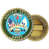 22352 - United States Army Insignia Challenge Coin