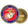 22354 - United States Marine Corps Insignia Challenge Coin