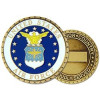 22355 - United States Air Force Emblem Challenge Coin