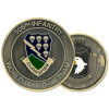 22360 - 506th Airborne Infantry Currahee Challenge Coin