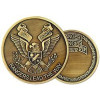 22362ANBZ - United States Army 2nd Ranger Coin