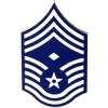 250601 - Air Force Chief Master Sergeant Rank E-9