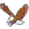 8004 - Eagle Flying Pin