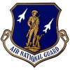98024 - Air National Guard Magnet