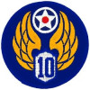 FL1010 - 10th Air Force Small Patch