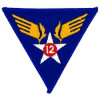 FL1012 - 12th Air Force Small Patch