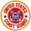 FL1076 - United States Coast Guard Small Patch