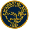 FL1232 - Guantanamo Bay Small Patch