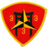 FL1252 - 3rd Battalion 3rd Marine Small Patch