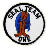 FL1270 - Seal Team 1 Small Patch