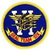 FL1275 - Seal Team 6 Small Patch