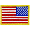 FL1302 - US Flag (Right) Small Patch