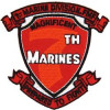 FL1475 - US Marine Corps 7th Rgt Small Patch