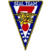 FL1767 - Seal Team 7 Small Patch
