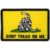 FL1841 - Gadsden Flag Small Patch