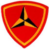 FL30 - 3rd Marine Division Small Patch