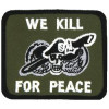 FL5 - We Kill For Peace Small Patch