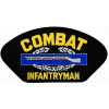 FLB1355 - United States Army Combat Infantryman CIB (Combat Infintry  Badge) Black Patch