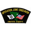 FLB1383 - Operation Joint Endeavor United States Black Patch