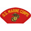 FLB1551 - US Marine Corps Insignia Red Patch