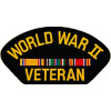 FLB1776 - WW II Europe Veteran Black Patch
