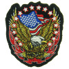 "FLC1863 - Eagle Back Patch (2.5"" x 3"")"