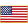FLD1284 - US Flag Back Patch(10 x 6)