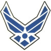 "FLF1807 - Air Force Back Patch (11.5"" x 11.5"")"