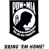 WS17 - POW/MIA Bring 'Em Home Window Sticker