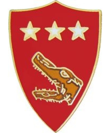 14083 - 5th Marine Amphibious Division Pin