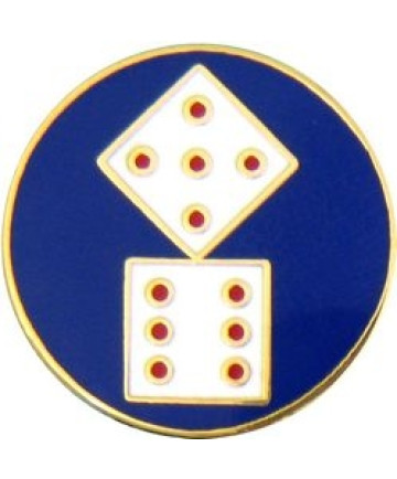 14112 - 11th Corps Insignia Pin