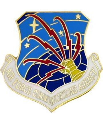14147 - Air Force Communications Agency Pin