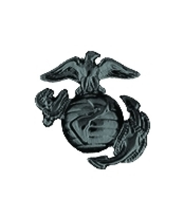 14274BK - United States Marine Corps Eagle Globe & Anchor (EGA) Cutout Pin