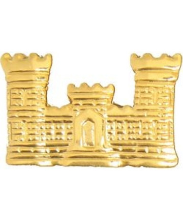 14446 - Corps of Engineer Castle Pin