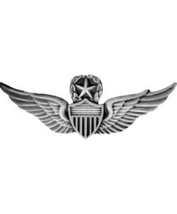 14467 - Army Master Aviator Wings Pin