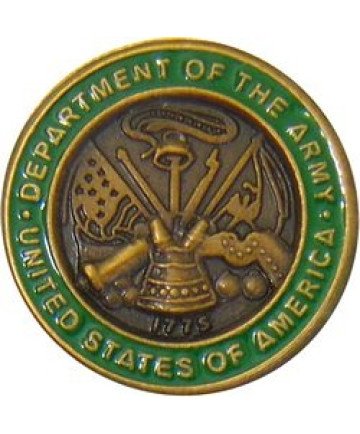 14499 - Department of the Army United States of America Insignia Pin