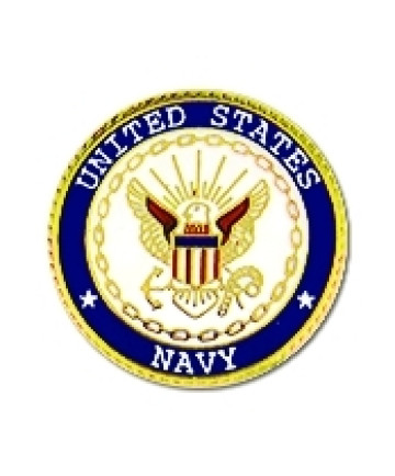14627 - United States Navy Insignia Pin