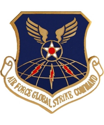 14644 - Air Forces Global Strike Command (AFGSC) Pin