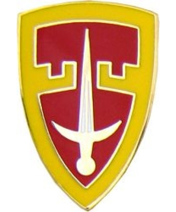 14667 - Military Assistant Pin