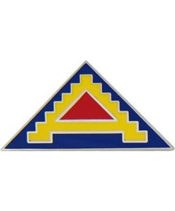 14892 - 7th Army Pin