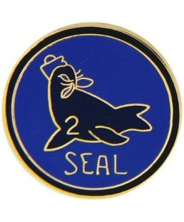 14990 - US Navy Seal Team Two Insignia Pin