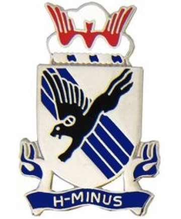 15007 - 505th Light Infantry Division Pin