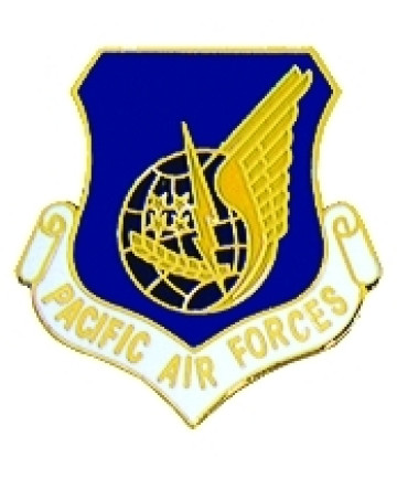 15143 - Pacific Air Forces (PACAF) Command Pin