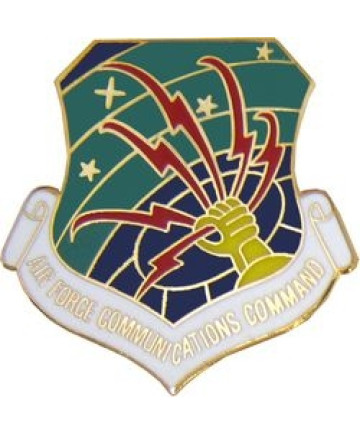 15145 - Air Force Communications Command Pin