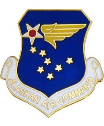 15147 - Alaskan Air Command (AAC) Pin